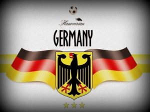 Germany football team for FIFA confederations Cup 2017