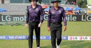 ICC appoints match officials for 2017 Champions Trophy