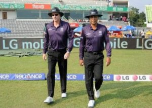 ICC Champions Trophy 2017 Match Officials