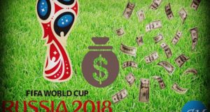 Complete Investment Budget for FIFA World Cup 2018
