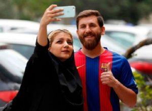 Iranian Messi Reza Parastesh
