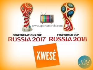 Kwese TV to broadcast 2017 FIFA Confederations Cup, 2018 World Cup in Africa