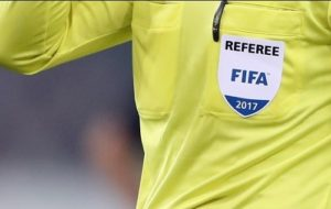 List of match officials for FIFA Confederations Cup 2017