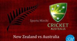 NZ vs AUS Live Score, Match-2, Group-A ICC Champions Trophy 2017