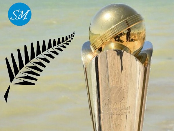 New Zealand Cricket Team for ICC Champions Trophy