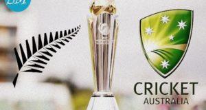Champions Trophy 2017: New Zealand vs Australia Match-2