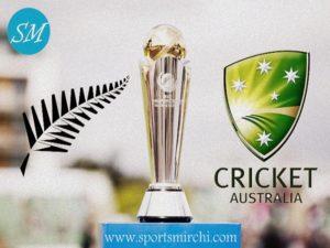 New Zealand vs Australia 2nd match of ICC Champions Trophy 2017