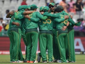 Pakistan Team for ICC Champions Trophy