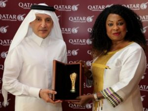 Qatar Airways become official FIFA partner until 2022 world cup