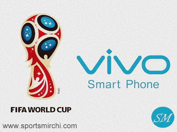Vivo become official sponsor of 2018 and 2022 FIFA world cup