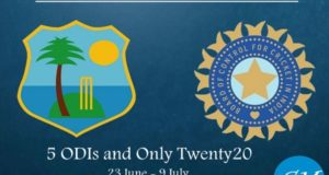 India tour of West Indies 2017 Schedule, Time Table