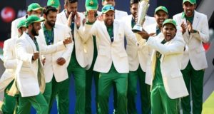 Pakistan wins maiden ICC Champions Trophy Title