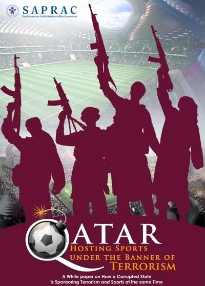 SAPRAC report Qatar hosts sports under terrorism banner