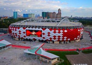 Otkrytiye Arena stadium Russia