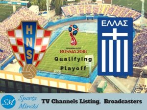 Croatia vs Greece 2018 World Cup Playoff Live Stream