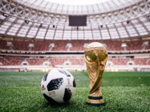FIFA World Cup 2018 Official ball Adidas Telstar18