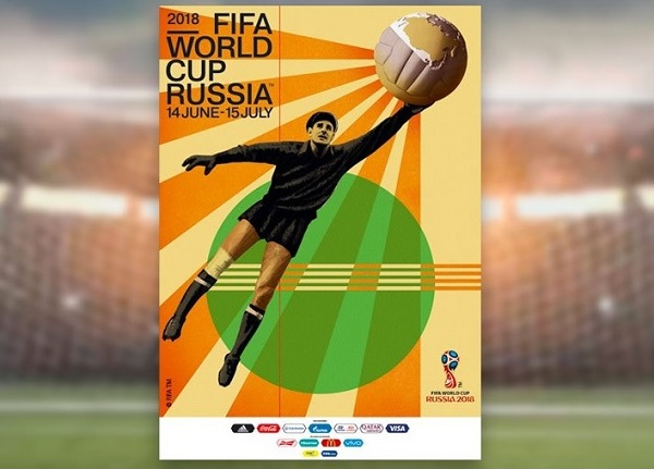 FIFA World Cup 2018 Official poster