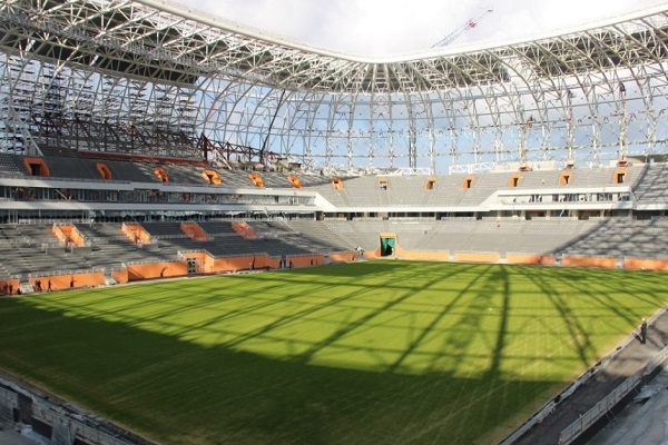 Mordovia Arena stadium