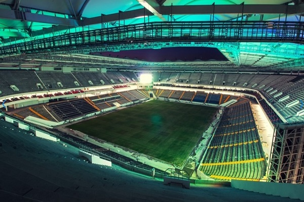 Rostov Arena for FIFA world cup 2018