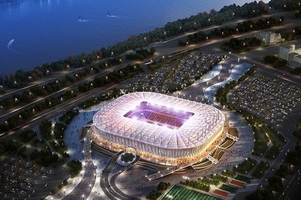 Rostov Arena stadium