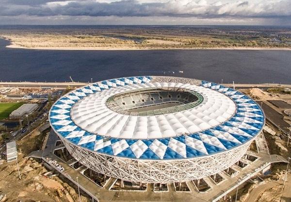 Volgograd Arena stadium 2018 world cup