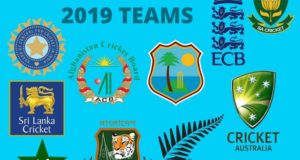 ICC World Cup 2019 Teams, Squads, Captains