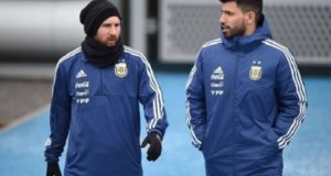 Argentina 23-Man Squad for FIFA World Cup 2018