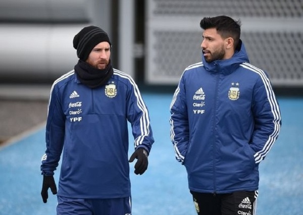 Argentina squad 2018 FIFA world cup