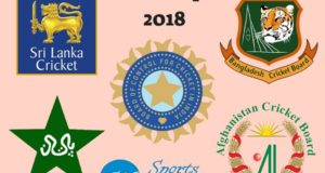 Asia Cup 2018 Squads, Full List of Players for All 6 Teams