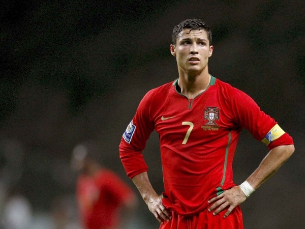 Cristiano Ronaldo never won world cup