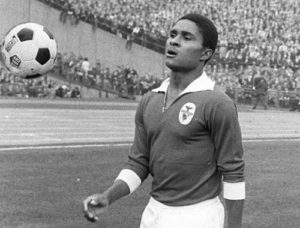 Eusebio didn't win football world cup ever for Portugal