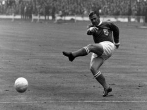 Hungarian great Ferenc Puskas never won football world cup