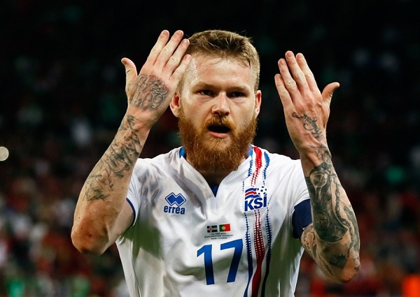 Iceland squad for 2018 FIFA world cup
