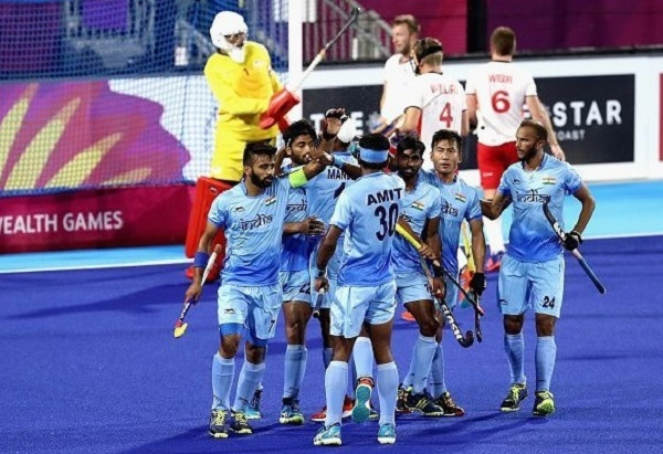 India squad for hockey champions trophy 2018