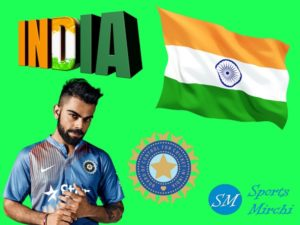 Indian team schedule for ICC world cup 2019