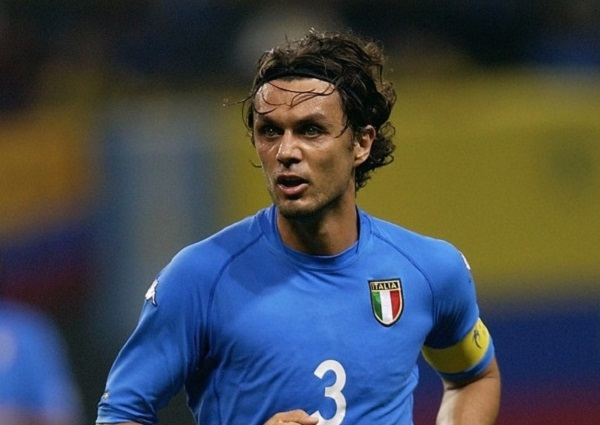Italy's Paolo Maldini never won FIFA world cup