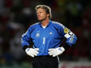 Oliver Kahn didn't win FIFA world cup for Germany