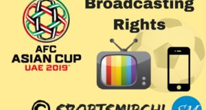 AFC Asian Cup 2019 Broadcast, Live Coverage, TV Channels