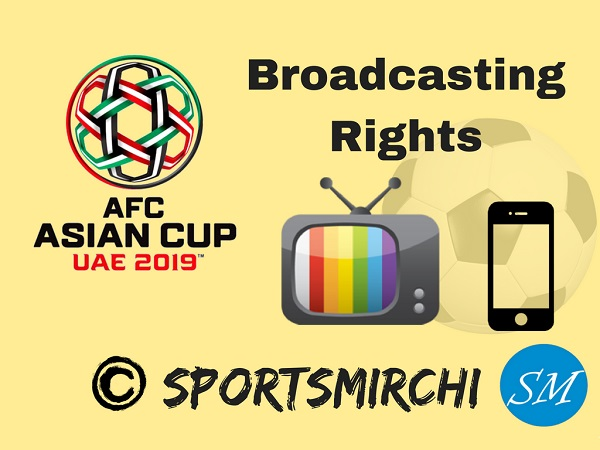 2019 AFC Asian Cup TV Channels listing