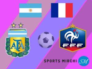 Argentina vs France Football Rivalry