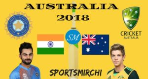 India Tour of Australia 2018 Full Schedule, Match Dates