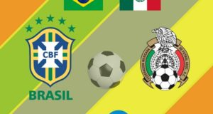 Brazil vs Mexico Head to Head