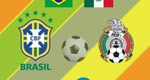 Brazil vs Mexico Head to Head