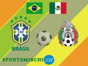 Brazil vs Mexico Football Rivalry