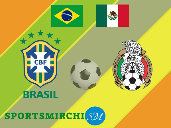 Brazil vs Mexico Football Rivalry