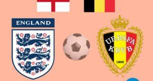 England vs Belgium Head to Head
