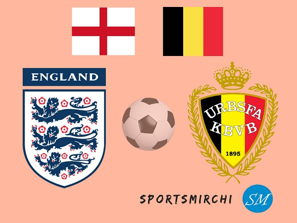 England vs Belgium football rivalry, head to head