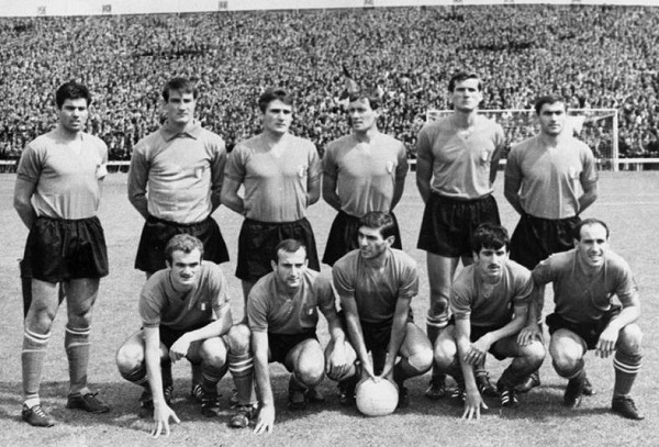 Italy lost to Sweden in 1950 world cup opening game
