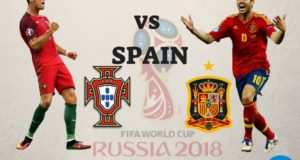 Portugal vs Spain Live Stream, Broadcast, TV Channels 2018 World Cup