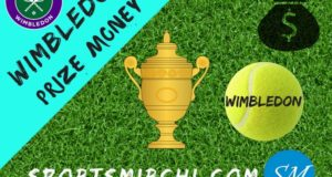 Wimbledon 2018 Prize Money Distribution